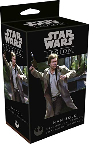 Fantasy Flight Games- Star Wars Legion: Han Solo - Español, Multicolor (FFSWL20)