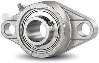DOJA Industrial | Rodamientos con Soporte UCFL 210 INOX Cojinete ...
