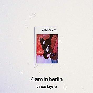 4 am in berlin