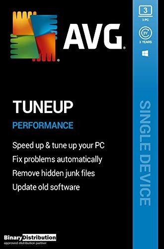 Preisvergleich Produktbild AVG PC TuneUp 2020 - 3 Stück,  3 Jahre