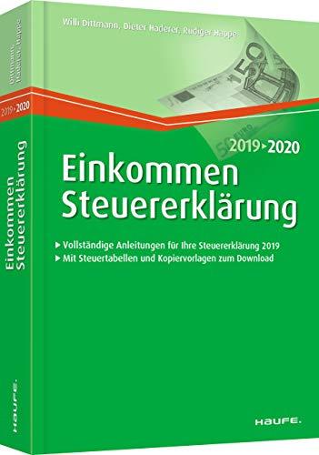 Einkommensteuererklärung 2019/2020 (Haufe Steuerratgeber)
