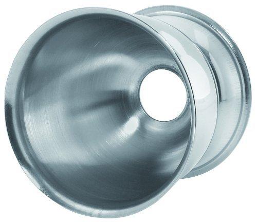 STERNSTEIGER PROFI Eierbecher mit Loch aus Chrom-Nickel-Stahl