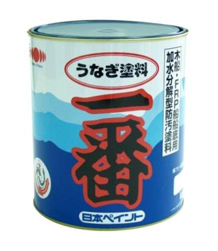 うなぎ塗料一番 2kg ブルー