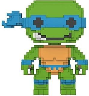 Funko pop 8-Bit Teenage Mutant Ninja Turtles-Leonardo Collectible Figure