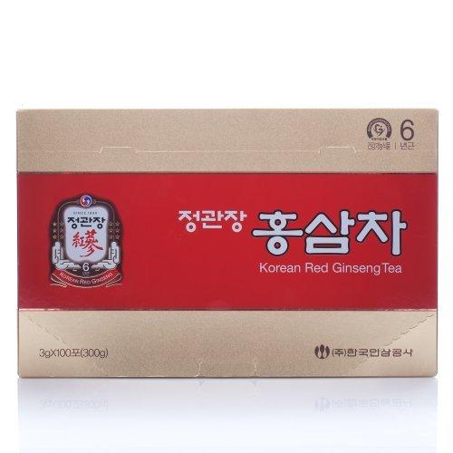 Cheong Kwanjang By Korea Ginseng Corporation Korean Red Ginseng Tea 3g ·?? 100 Packets by Cheong Kwanjang By Korea Ginseng Corporation