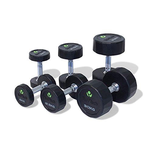 Physical Company Tufftech PU manubri–2x 3kg