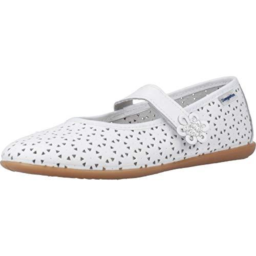 Conguitos Viena, Chaussure Baby, Blanc, 31 EU