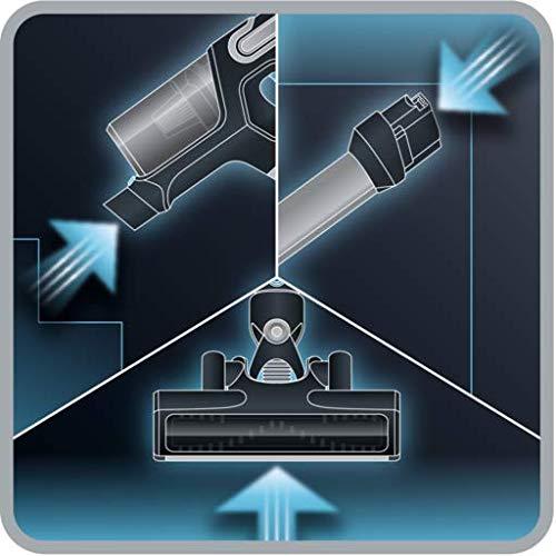 ROWENTA X-PERT 160, Aspirateur Balai Multifonction, Sans Fil, Sans Sac, Autonomie 45 min,...