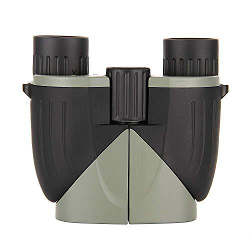 SPTWU Télescope 8x25 Jumelles Haute Puissance repliables avec Vision Nocturne Faible, Observation Claire des Oiseaux, idéal for Les Sports en Plein air et Les Concerts