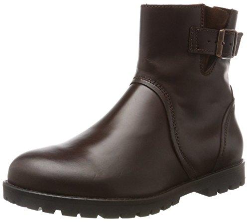 BIRKENSTOCK Shoes Damen Stowe Biker Boots, Braun (Espresso), 39 EU