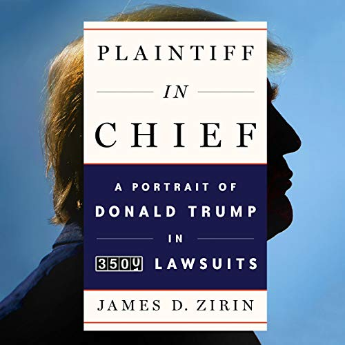 Plaintiff in Chief audiobook cover art