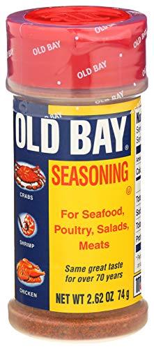 OLD BAY Shaker Bottle Seafood Seasoning, 2.62 oz