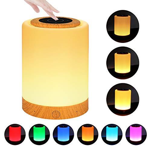 Zorara -  LED Nachttischlampe,