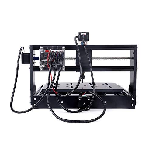robots master Máquina grabadora CNC3020 CNC Hobby DIY Router Router Desktop Grabado máquina de impresión 300x200x40mm (Color : Standard)