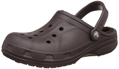crocs Ralen Lined Clog, Braun, 36/37 EU