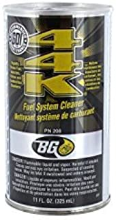 BG 44K Fuel System Cleaner Power Enhancer 11oz.