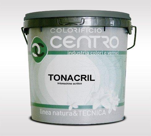 TONACRIL Intonachino Acrilico - Colorificio Centro - Lt.14