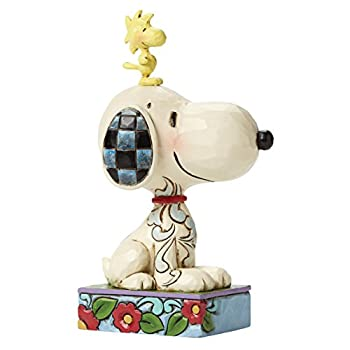 Jim Shore Snoopy and Woodstock  My Best Friend