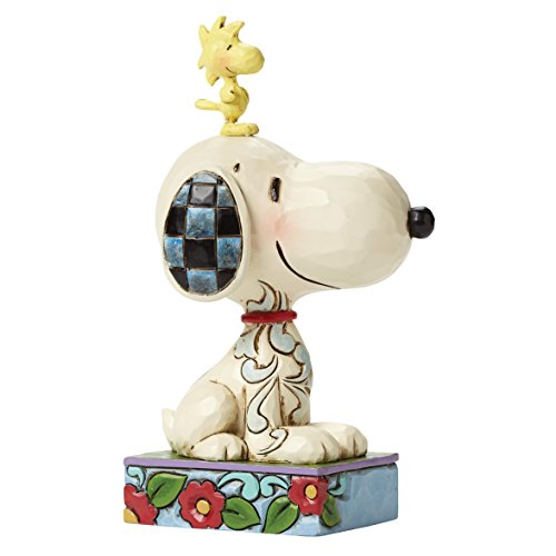 Jim Shore Snoopy and Woodstock 'My Best Friend'