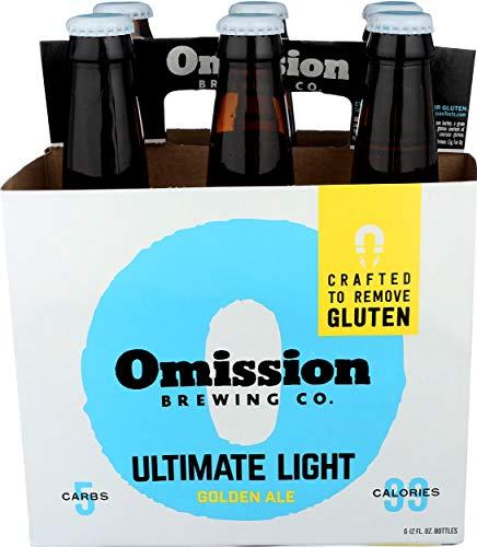 Ommision Light, 6 pk, 12 oz, 4.2% ABV
