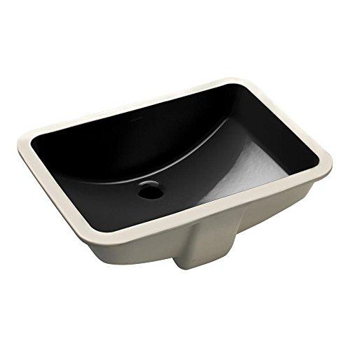 Wells Sinkware Rectangular Vitreous Ceramic Lavatory Single Bowl...