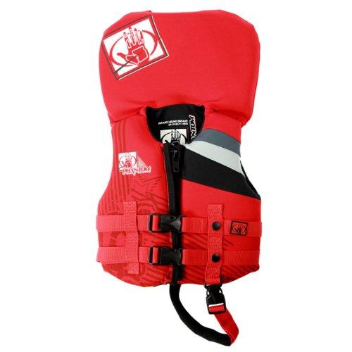 Body Glove Infant's Phantom U.S. Coast Guard Approved Neoprene PFD Life Vest (Yellow/Navy)