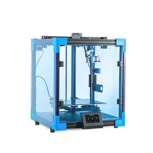 Impresora 3D Creality Ender 6 Cubiertas de Vidrio Placa SIlenciosa Sistema Bowden 250x250x400mm Garantía y Envío España