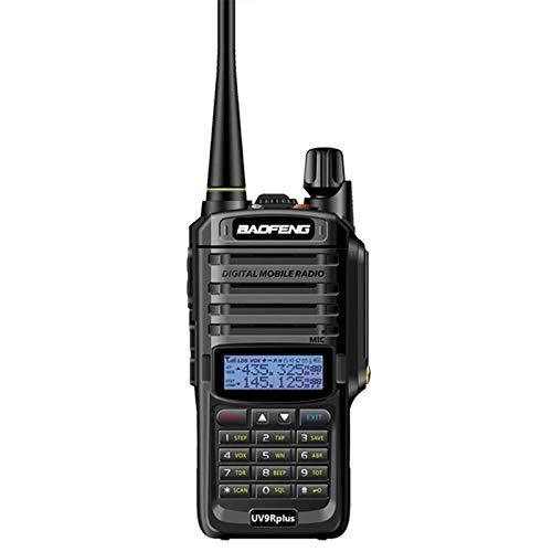 DLF Wasserdicht IP68 Walkie-Talkie-High-Power-30-50 km Langstrecken UV9R Portable Zwei-Wege-Radio