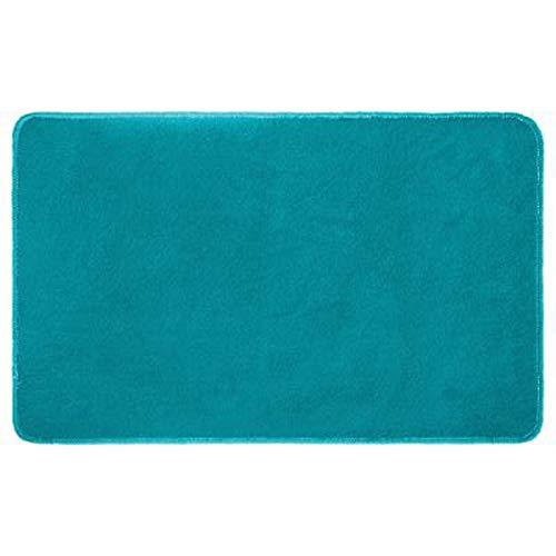 B Basic & co - Tapis de Bain Colorama 50x80cm Turquoise