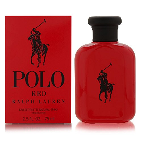 RALPH LAUREN Polo Red EDT Vapo 75 ml