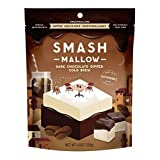 Smashmallow dark chocolate dipped cold brew coffee 4.5 oz package marshmallow candy…