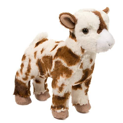 Douglas Gerti Spotted Goat Plush Stuffed Animal