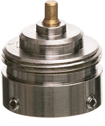 Eurotronic 700099 Danfoss RAVL Metalladapter für elektronische Heizkörperthermostate, Metall