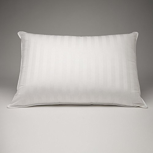 FineFeather 100% Hungarian White Goose Down Pillow, Luxury 700 Fill Power, Queen Size
