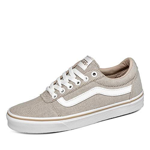 Vans Damen Ward Sneaker, Beige ((Summer Canvas) Taupe Vvt), 37 EU
