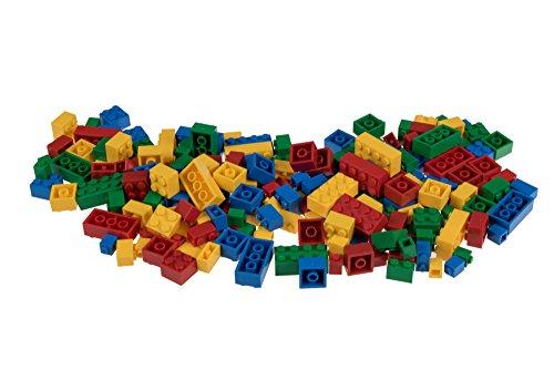 Strictly Briks - Premium-Bausteine-Set - kompatibel mit Allen führenden Marken - 4 Farben - 216 Stück