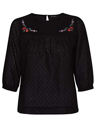 Vive Maria Boho Black Dream Damen Shirtbluse, Größe:L