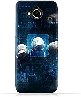 HTC Desire 10 Compact TPU Silicone Protective Case Dangerous Hacker Design