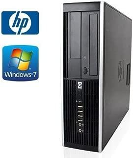 HP Compaq Pro 6005 Small Form Factor High Performance Premium Business Desktop (AMD PHENOM II X3 3.0 GHz, 4GB DDR3 Memory, 250GB HDD, DVD, Windows 7 Professional) (Renewed)