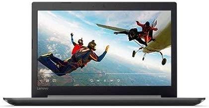 Lenovo Ideapad 320 15.6in HD Laptop PC | AMD A9-9420 Dual-Core | 4GB DDR4 | 1TB HDD | AMD Radeon R5 Graphics | DVD-RW | Webcam | WiFi | HDMI | USB 3.0 | Windows 10 | Gray | (Renewed)