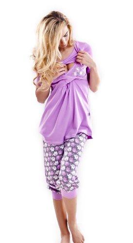 DN, Pyjama, PCB 5006, Orchid, Gr. L