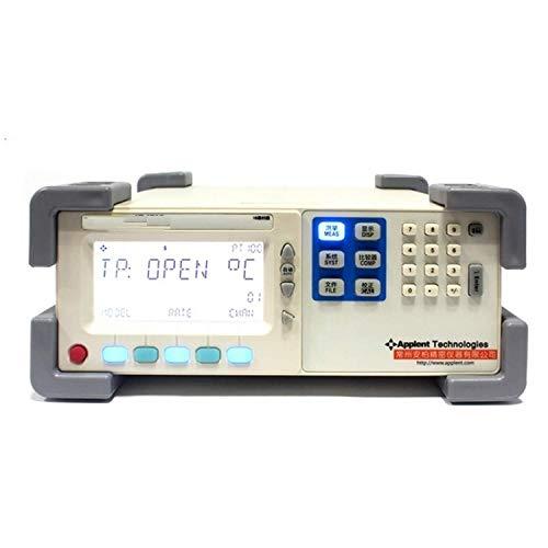 LIPENLI Medidor de temperatura de 20 canales Industrial Instrumento AT4320 multicanal con resistencia interna y termopar de alta precisión