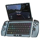 Una Netbook onegx1 computadora portátil I5-10210Y 16GB RAM 512GB SSD 7-Pulgada 1920x1200 Windows 10 Gaming Laptop WiFi 6 WiFi Version-Blue (Size : with Handle)