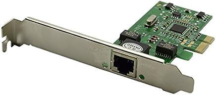 Goliton 1Puerto 2.5GB/s Gigabit Ethernet RJ-45LAN RJ45Red Tarjeta PCI-E exprés 10/100/1000m Escritorio Controller Adapter Conector
