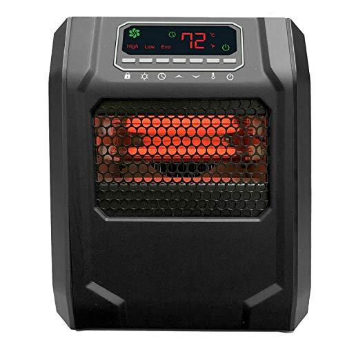 Warm Living 6 Element 1,500 Watt Infrared Heater