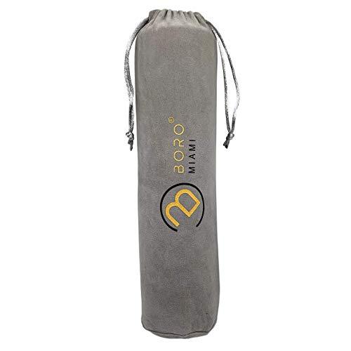 Boro Bag® Premium Tasche für Boro Shisha to Go®, Boro Bottle® und Getränke