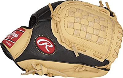 "Rawlings Prodigy Youth Baseball Glove Series (11"" - 12"" Gloves)"