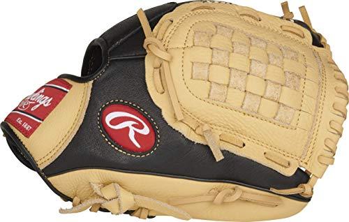 Rawlings Prodigy Series Baseball Glove, Basket Web, 11 inch, Right Hand Throw