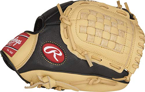 Rawlings Prodigy Series Baseball Glove, Basket Web, 11 inch, Right Hand Throw