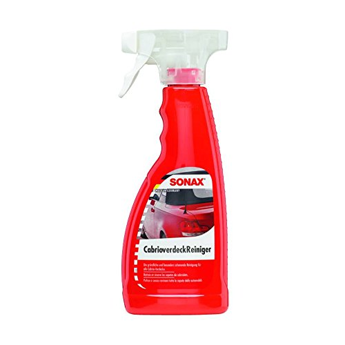 SONAX 3092000 309.200 SoftTop Cleaner 500ml, Red
